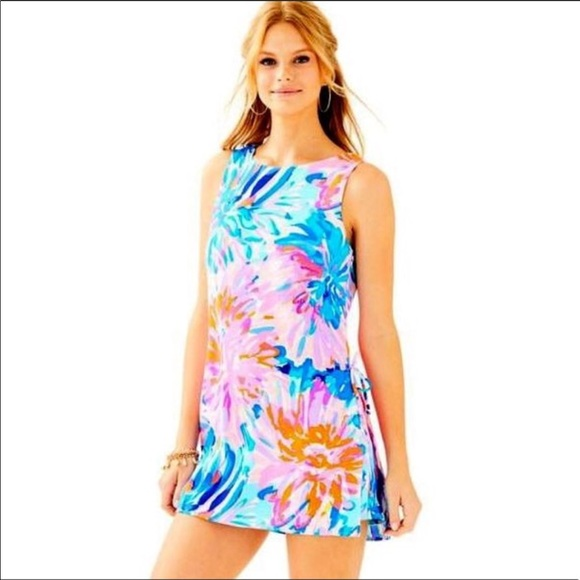 ff1f9aa5344 Brand new Lilly Pulitzer Donna Romper Off Tropic